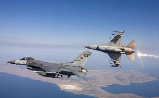 Irak'ın kuzeyinde üç terörist etkisiz hale getirildi