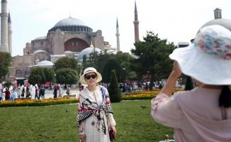 İstanbul 7 milyon yabancıyı ağırladı