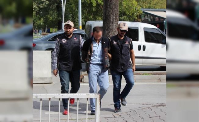 Jandarma er, 'PKK propagandası'ndan gözaltına alındı