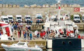 Kocaeli'de göçmenleri taşıyan teknenin batması sonucu hayatını kaybedenler 22'ye yükseldi