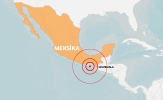 Meksika'da 7,1 büyüklüğünde depremde 44 kişi yaşamını yitirdi