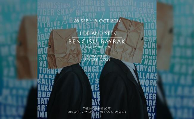Türk sanatçı Bengisu Bayrak New York'ta sergi açıyor