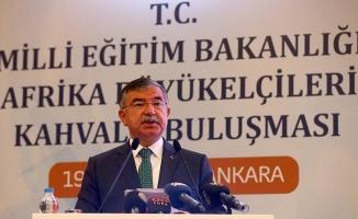 Yılmaz: FETÖ'nün Türkiye-Afrika ilişkilerin zehirlemesine müsaade etmemeliyiz
