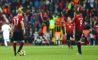 Milliler, Romanya ve Arnavutluk ile karşılaşacak