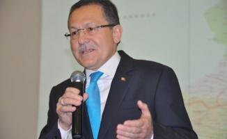 Balıkesir Büyükşehir Belediye Başkanı Uğur: İrade-i külliye bütün iradelerin üzerindedir