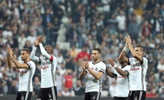 Beşiktaş, Medipol Başakşehir'le uzatmalarda beraberliği yakaladı