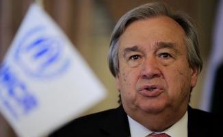 BM Genel Sekreteri Guterres'ten Mistura'ya 'çalışmaları yoğunlaştır' talimatı