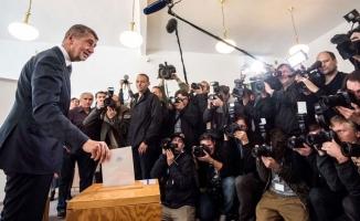 Çekya'da sandıktan 'ANO' çıktı