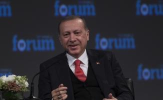 Cumhurbaşkanı Erdoğan: Bu adam sembolik, idare edenler başka
