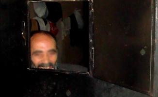 Humus hapishanesinde isyan