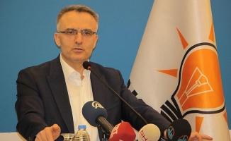 Maliye Bakanı Ağbal: Türkiye aleyhinde kurulmaya çalışılan oyunları çok iyi biliyoruz