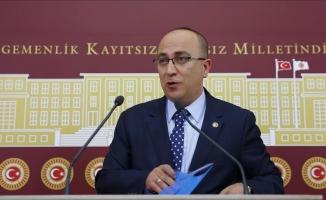 MHP'li Yönter Üsküdar'ın 16 Mahallesinde Yaşanan İmar Sorunu İçin Meclis Araştırma Önergesi Verdi