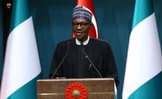 Nijerya Cumhurbaşkanı Buhari: Türkiye ile Nijerya arasında yatırımlar bakımından büyük potansiyel bulunmaktadır
