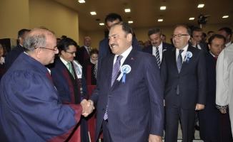 Orman ve Su İşleri Bakanı Eroğlu: Dünya'da baraj rekoru bende