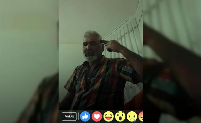 Sosyal medyadan canlı yayın yapıp, intihar etti