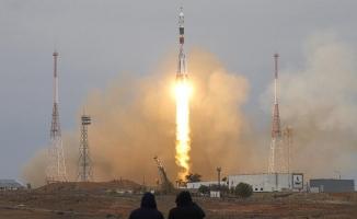 Soyuz 2-1a roketi fırlatıldı