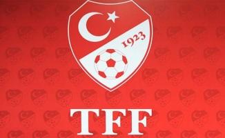 TFF'den pankart açıklaması