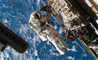 UUİ'de uzay yürüyüşü