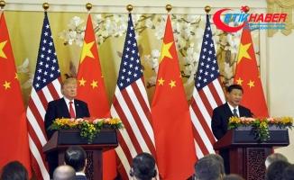 Çin'den Trump'a Kore yarımadası için müzakere çağrısı