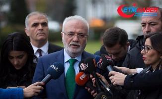 AKP'li Elitaş: MHP'nin milliyetçiliğinden ben rahatsız değilim