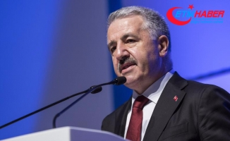 Bakan Arslan: Kardeşliğimize devam ederek büyüyeceğiz