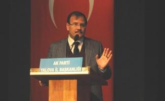 Başbakan Yardımcısı Çavuşoğlu: Türkiye'de ana muhalefet yok hükmündedir