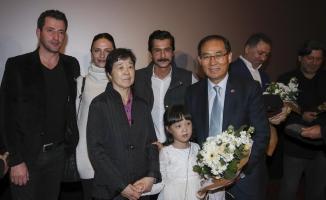 Başkentte 'Ayla' filminin özel gösterimi yapıldı