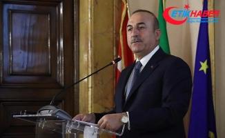 Dışişleri Bakanı Çavuşoğlu, Fransız mevkidaşı ile görüştü