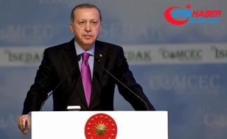 Erdoğan: İslam'ın birliğini yok etmeye yönelik kirli bir senaryo uygulanıyor
