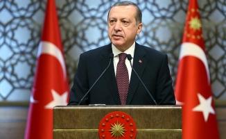 Erdoğan: Naim Süleymanoğlu, her zaman sevgi ve saygıyla yad edilecektir