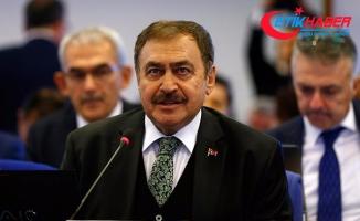 Eroğlu: 3 milyar 820 milyon fidanı toprakla buluşturduk
