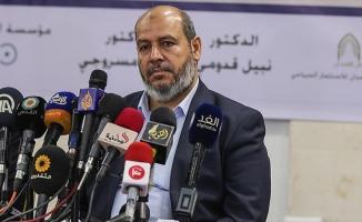 Hamas Siyasi Büro Üyesi Hayye: Hamas ve Fetih'in uzlaşı anlaşması için Kahire'ye gidiyoruz