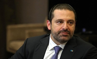 Lübnan Başbakanlığı Görevinden 4 Kasım'da İstifa Eden Saad Hariri, Ülkesine Döndü