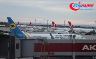 İstanbul-Ukrayna uçaklarına bomba ihbarı yapıldı