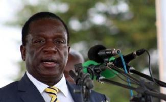 Mnangagwa'dan Mugabe'ye: Ya istifa et ya da rezil ol