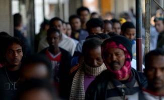 Ruanda İsrail'deki 10 bin Afrikalı sığınmacıyı alabilir