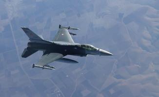 İncirlik Hava Üssü'nde savaş uçağı hareketliliği gözlendi