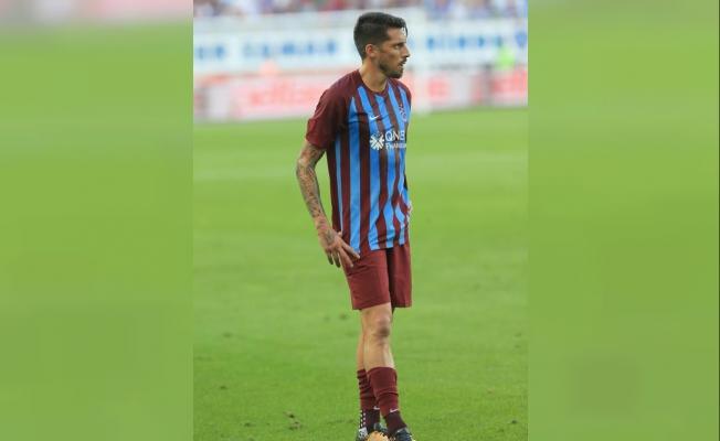 Trabzonspor'da Sosa şoku!