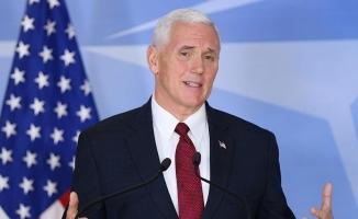 ABD Başkan Yardımcısı Pence: ABD büyükelçiliğini 2019'da Kudüs'e taşıyacak