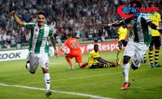 Atiker Konyaspor son 16 turuna yükseldi