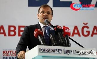 Başbakan Yardımcısı Çavuşoğlu: Kudüs'te huzur olmazsa dünyada huzur olmaz