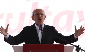 CHP 36'ncı Olağan Kurultayı'nın ilanı yayımlandı