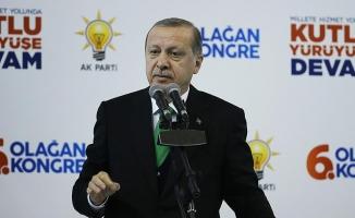 Cumhurbaşkanı Erdoğan: Son FETÖ'cü de hesap verene kadar bu katil sürüsünün peşini bırakmayacağız