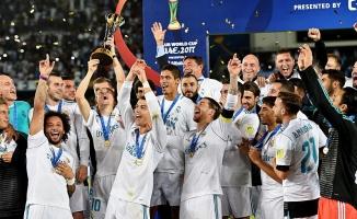 Dünyanın en büyüğü Real Madrid oldu