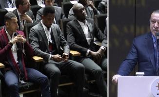 Erdoğan: Avrupa'nın kendini sorgulama vakti gelmiştir