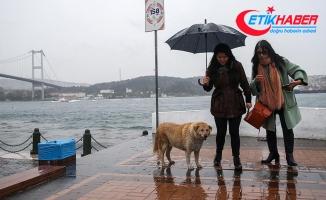 İstanbul'da sağanak etkisini artıracak
