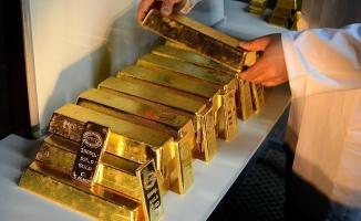 Altının kilogramı 156 bin 450 liraya geriledi