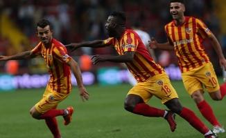 Kayserispor'un ilk yarı hedefi 33 puan
