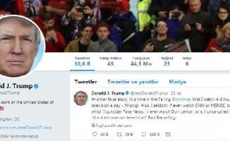 Kremlin: Trump'ın tweet'leri Rusya için resmi açıklama niteliğindedir