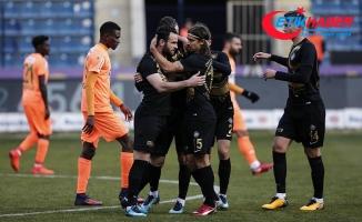 Osmanlıspor 3 puanı penaltılarla aldı